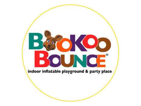 Bookoo Bounce Fun Pack