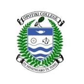 Opotiki College logo