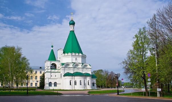 Экспресс-экскурсия по Нижнему Новгороду