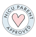 nicu parent approved seal of approval image