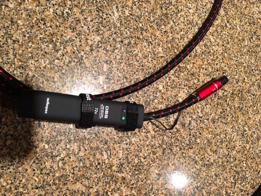 AudioQuest Eagle Eye 24v DBS Silver Digital Cable RCA 75 ohm