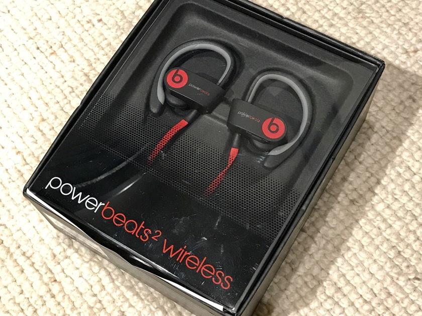 Beats powerbeats2 wireless in ear sport headphones