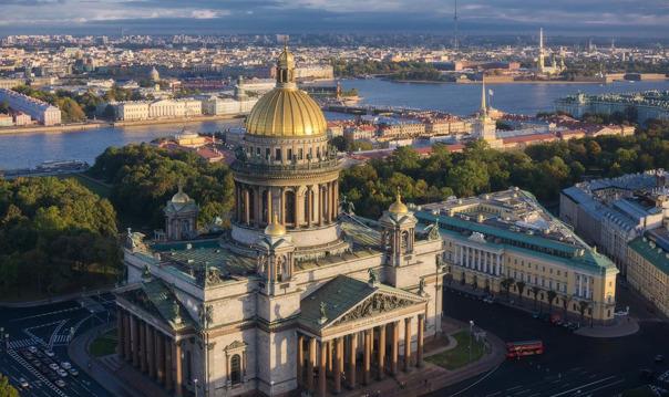 «Альтернативная история Санкт-Петербурга»