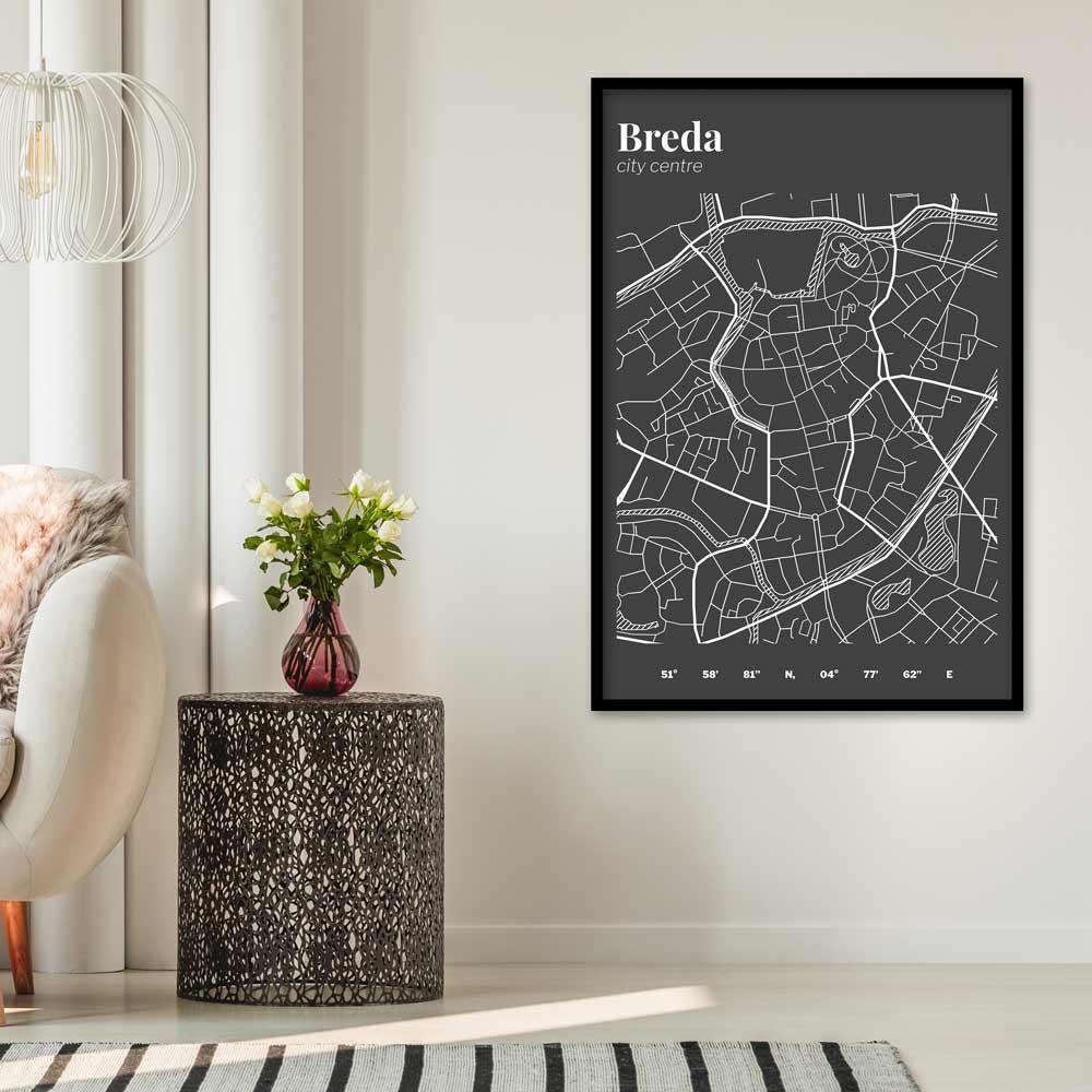 Schilderij Breda