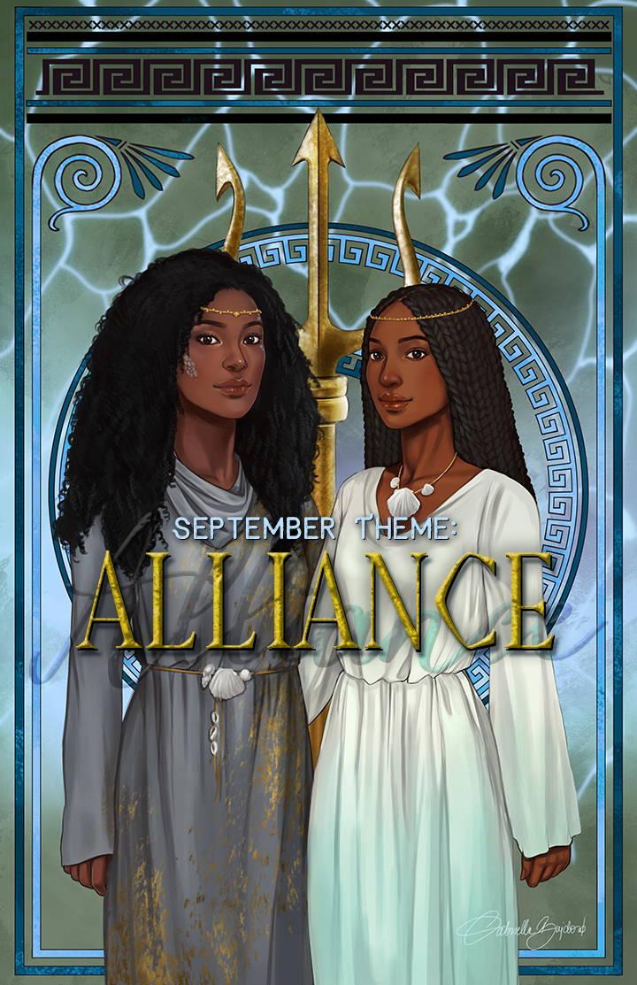 September Theme: Alliance