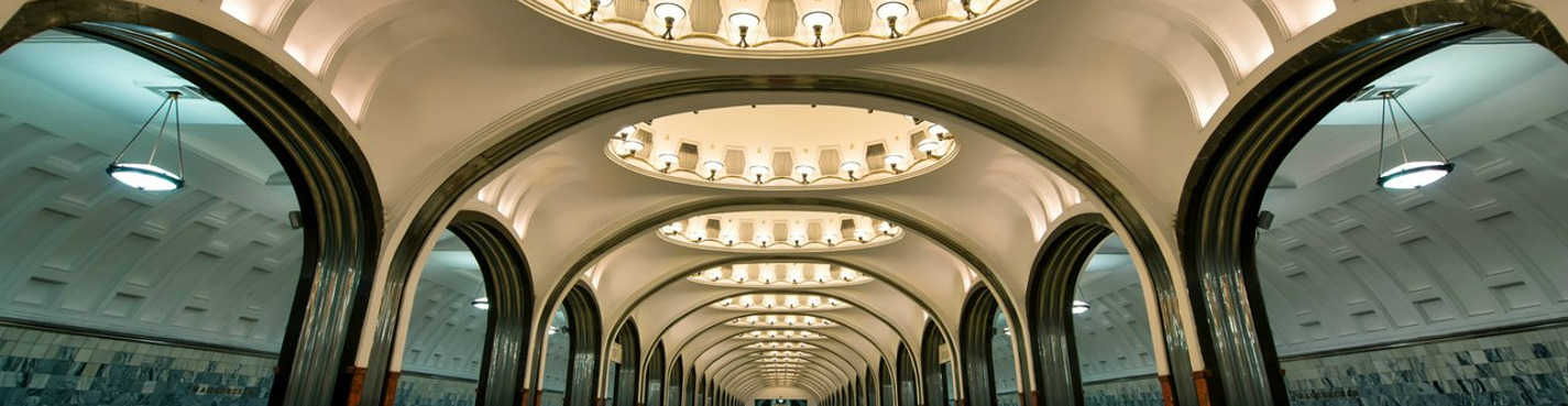 Подземные дворцы Москвы - экскурсия по Московскому метро