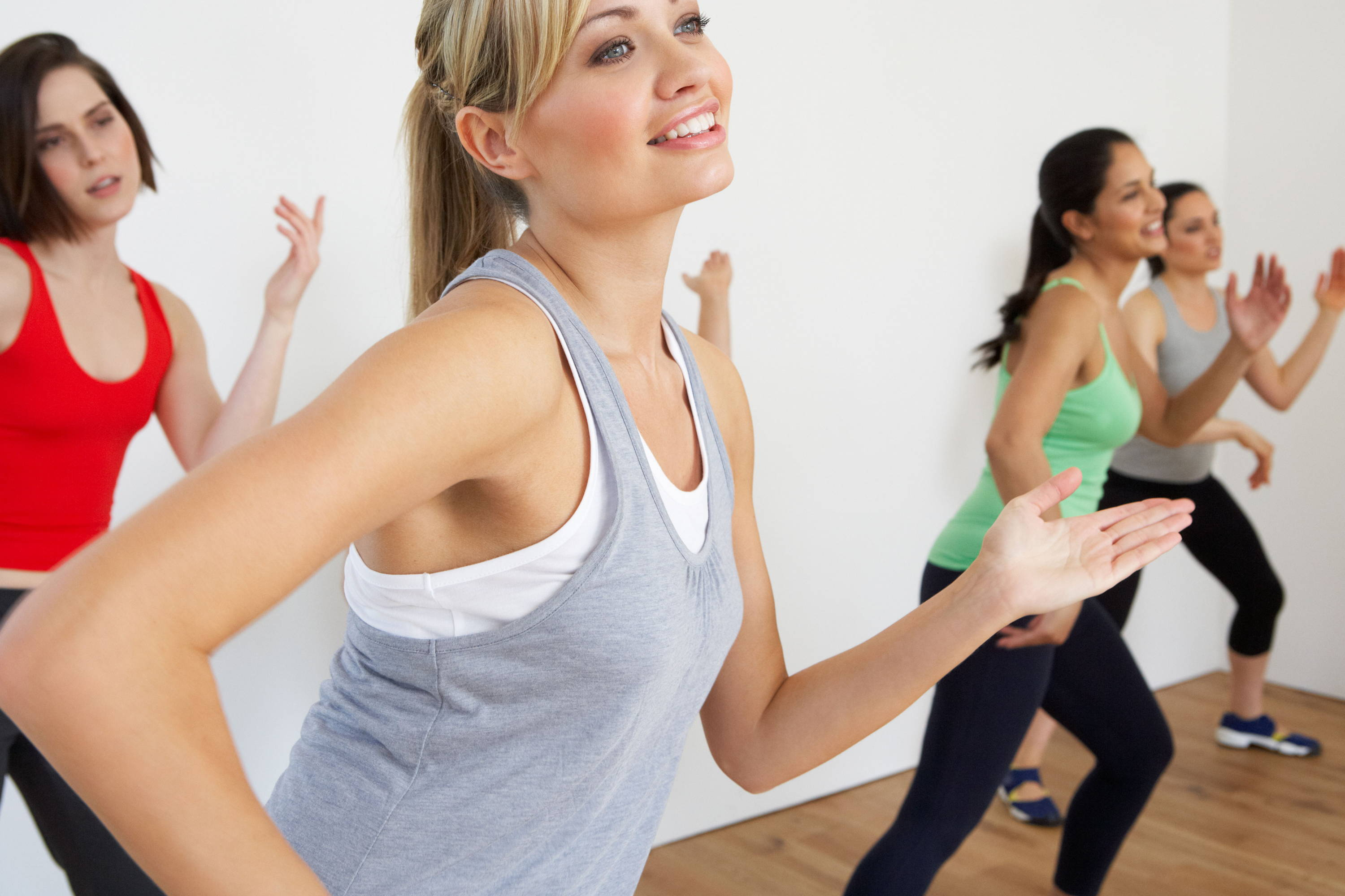 Dancing - Best Exercises for Dealing With Menopause