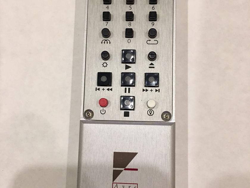 Ayre Acoustics Remote Control Older Style