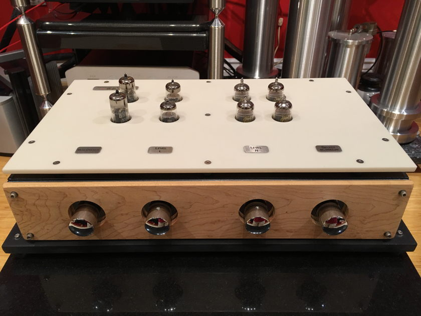 Doshi Audio Alaap Mark II Tube preamp