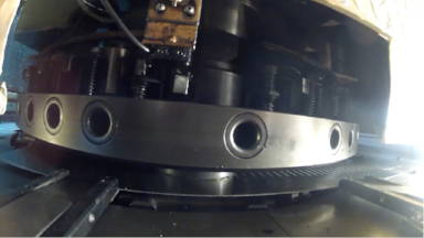 High Speed Punching from ACU Precision Sheet Metal