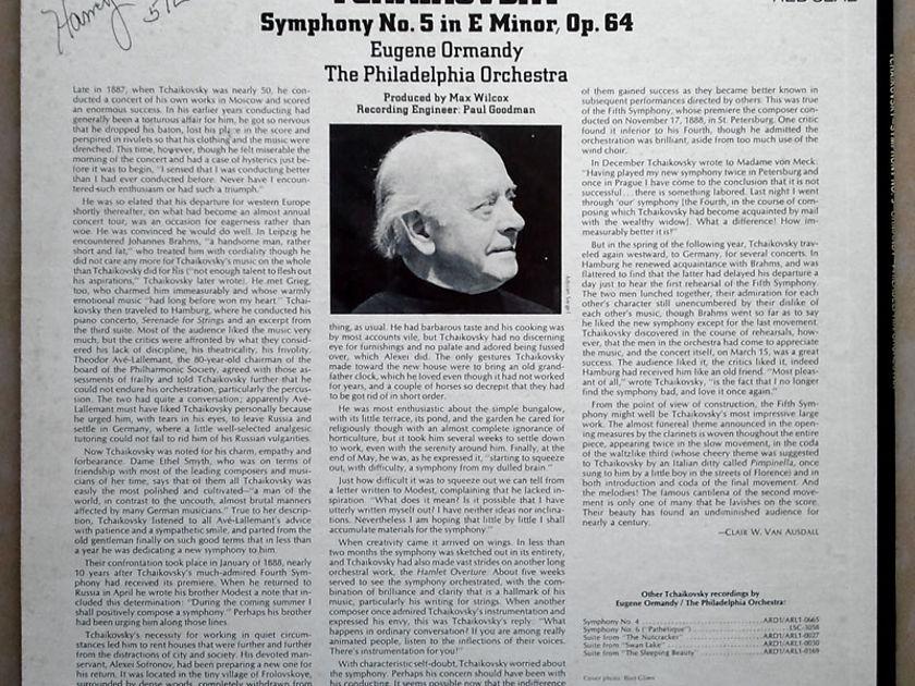 RCA/Ormandy/Tchaikovsky - Symphony No. 5 / NM