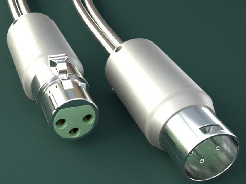 High Fidelity Cables Reveal XLR | 2.5 meter
