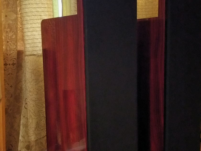Nola Speakers Viper Reference III Piano Rosewood Orig. Owner