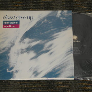 """Dont Give Up"" 2 versions"