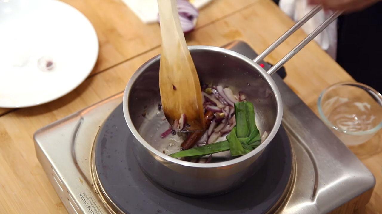 Nasi Briyani Ayam