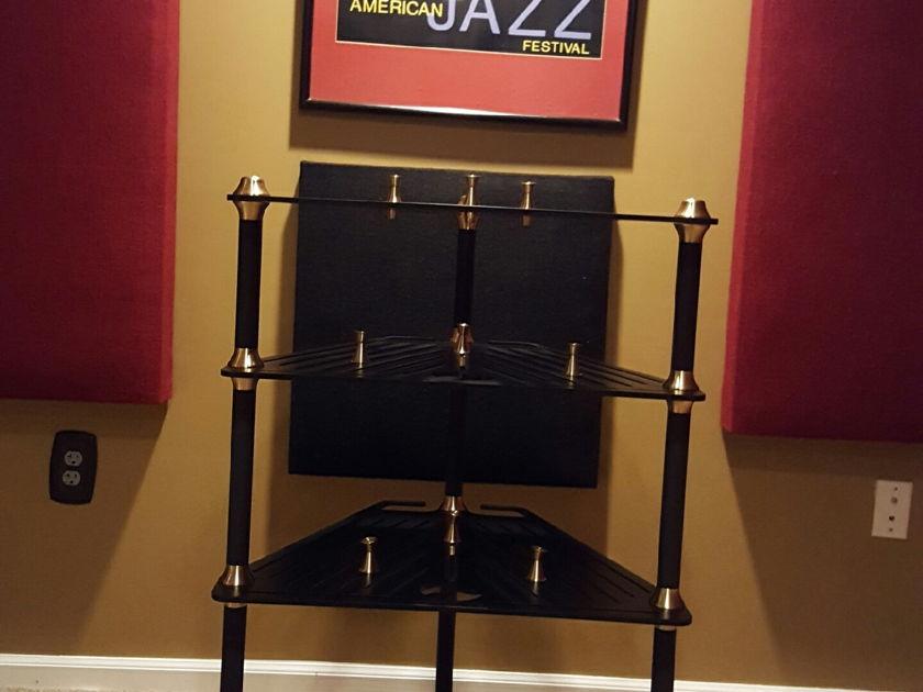 Star Sound Technology 4 Shelf Rhythm Rack