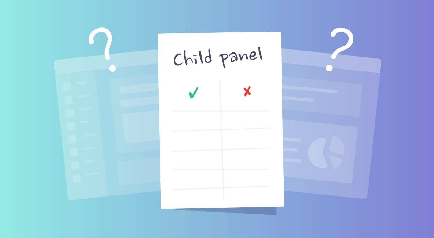 Child panels: what are they and how do they differ from regular SMM panels?