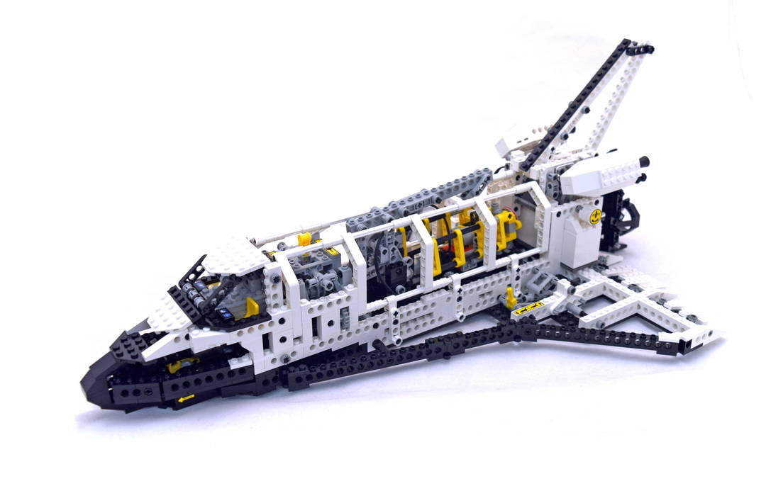 LEGO 8480: Space Shuttle