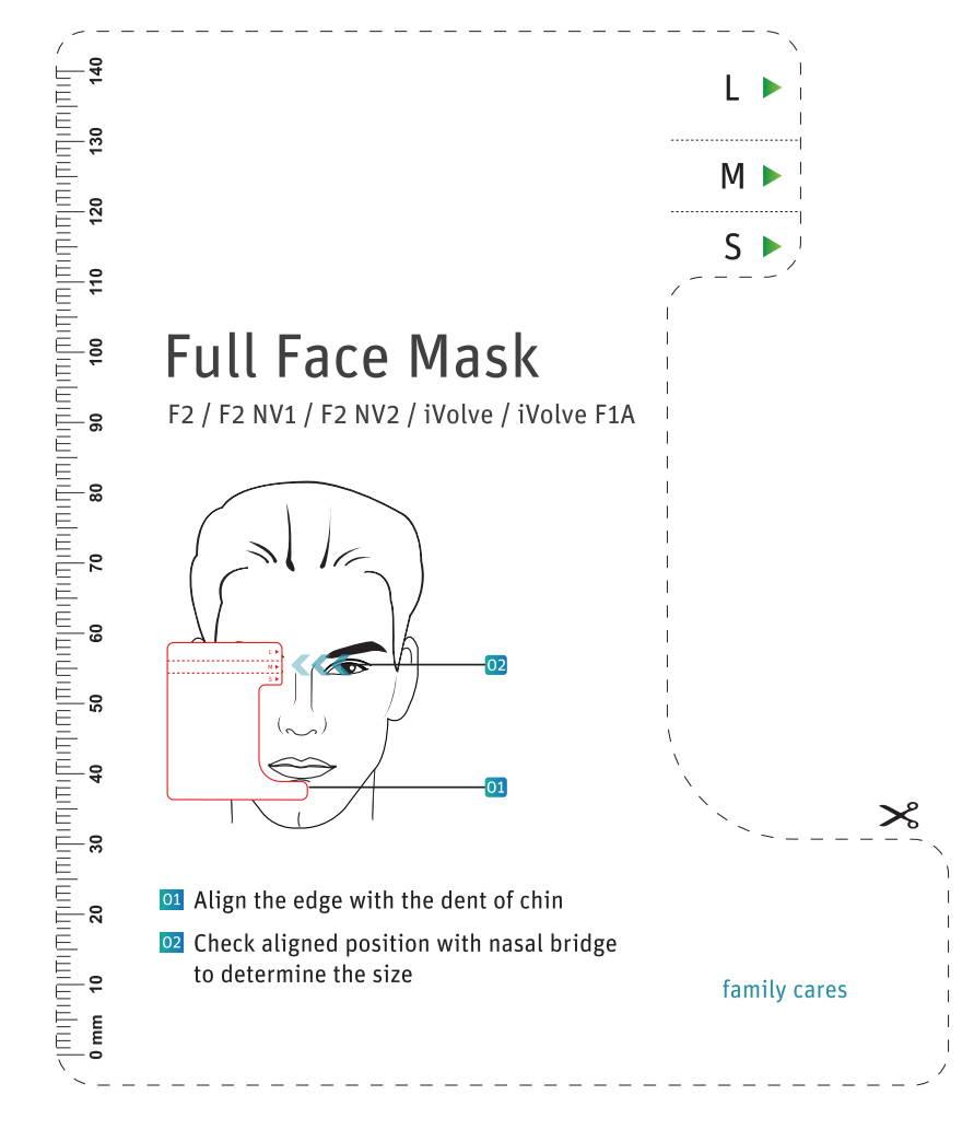 自動CPAP / APAPマシンのマスク