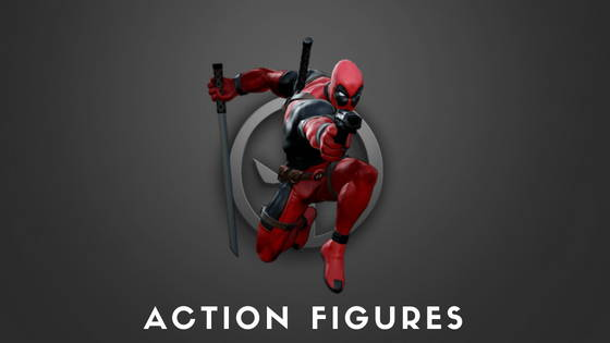 Deadpool Movie and Comic Action Figures from Hasbro, Diamond Select, Hot Toys, Sideshow Collectibles, free shipping across India