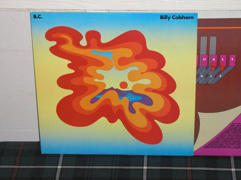 Billy Cobham - BC from 1979