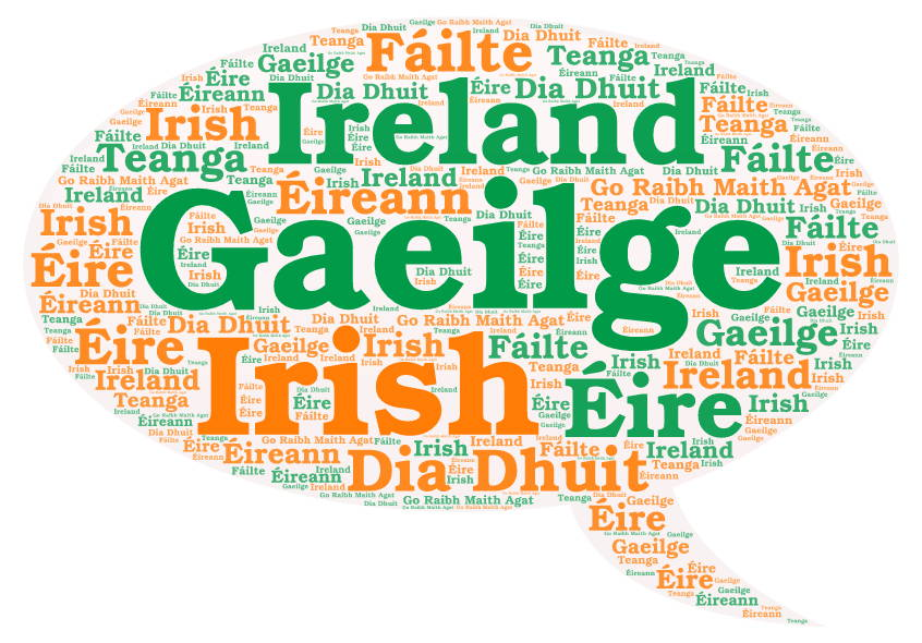 Irish Language Celtic Festival Online