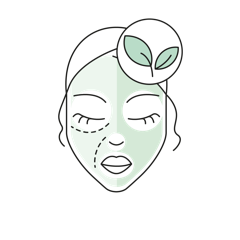 Younger Skin alginate face masks