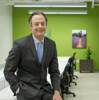 Chris Battreall left California for Chicago in quest of an RIA retail formula.