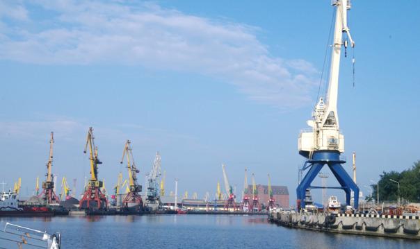 Водная экскурсия Калининград-Морской канал