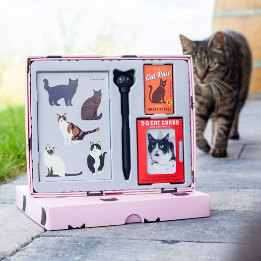 Подарочный набор для любителей котов