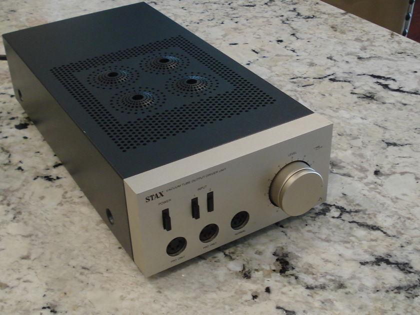Stax SRM007t Vacuum tube output driver unit.
