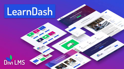 Divi LMS for LearnDash