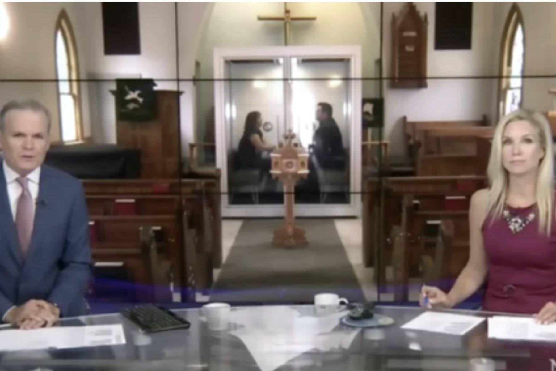 CTV News God Pod Icon - SnapCab Consultation Pod