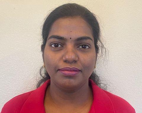 Mrs. Geeta , Assistant Teacher - Preschool 1