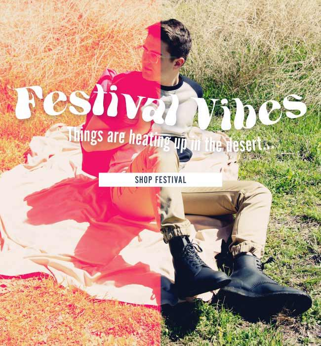 Festival Vibes. Things are heating up in the desert... | Shop Festival