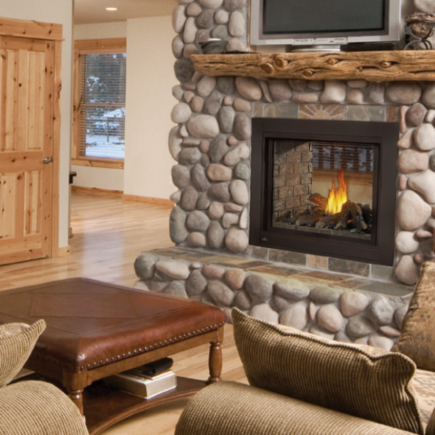 Vent Free Gas Fireplace 2 Sided Fireplaces
