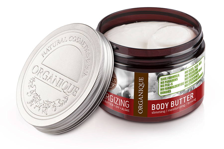 Firming And Energizing Body Butter from Organique