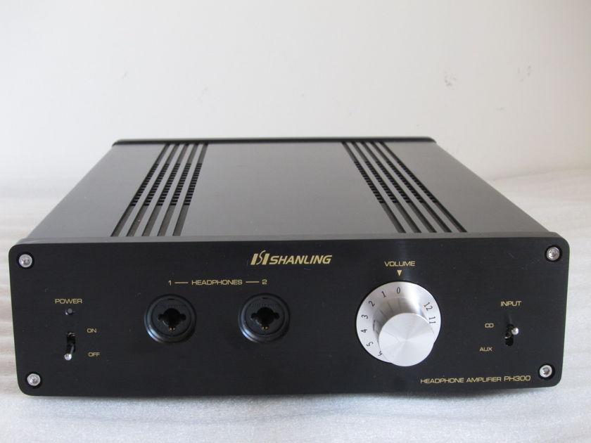 Shanling PH300 Tube Hybrid Headphone Amplifier