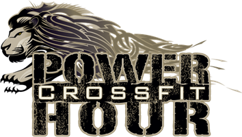 CrossFit PowerHour logo