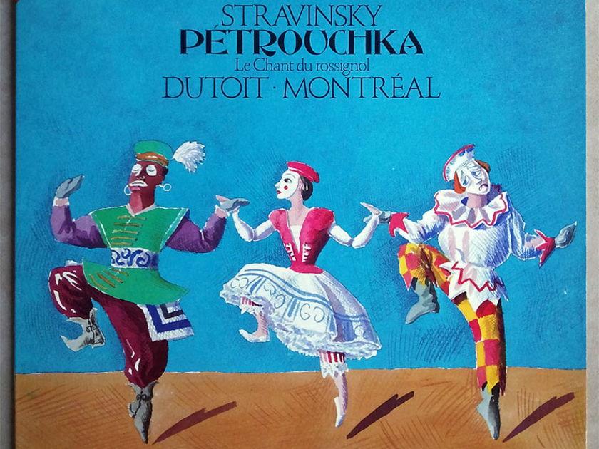 London Digital | DUTOIT/STRAVINSKY - Petrouchka, Le chant du rossignol / NM