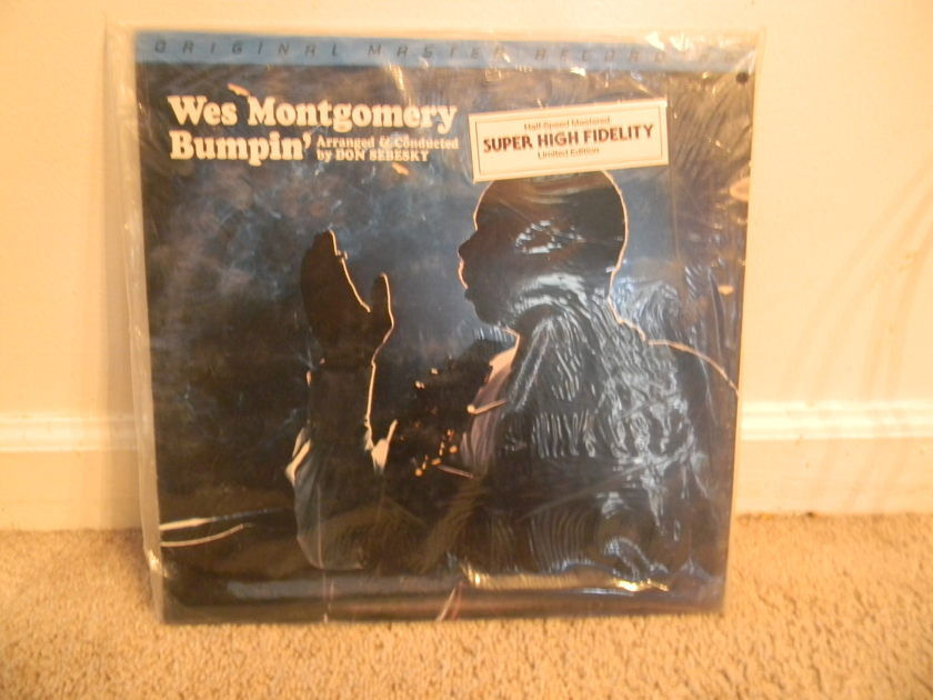 Wes Montgomery -  - Bumpin' -  MFSL