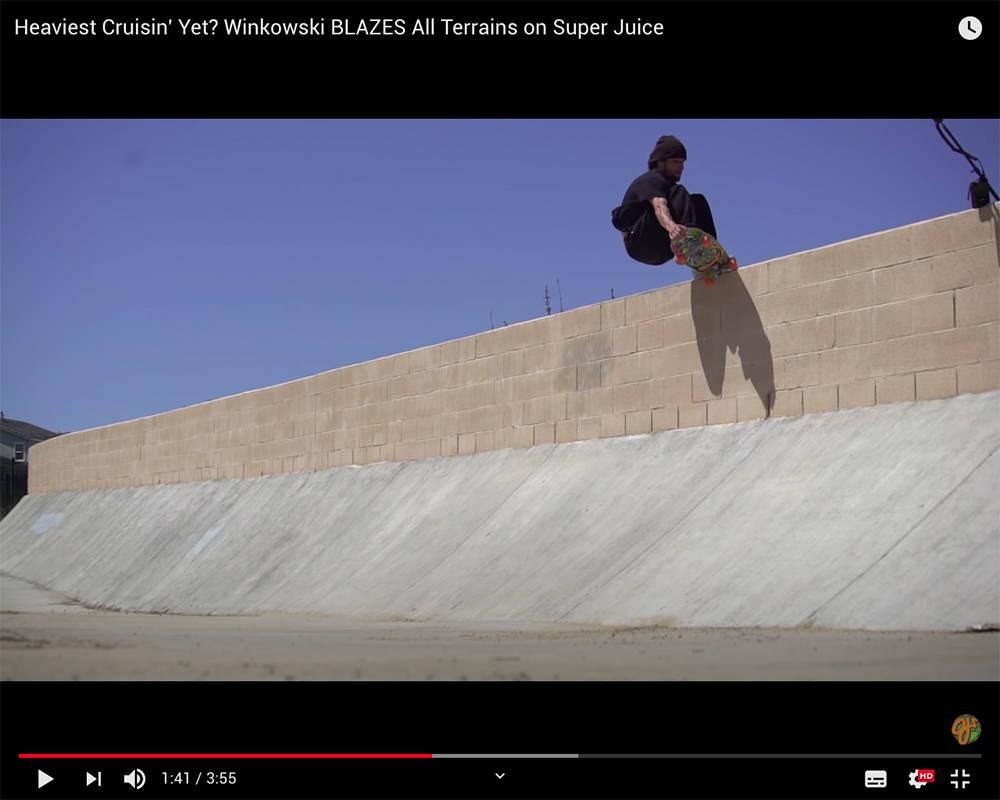 OJ Wheels Erick Winkowski