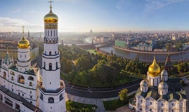 Без очереди: территория Кремля и временные выставки, билет и экскурсия