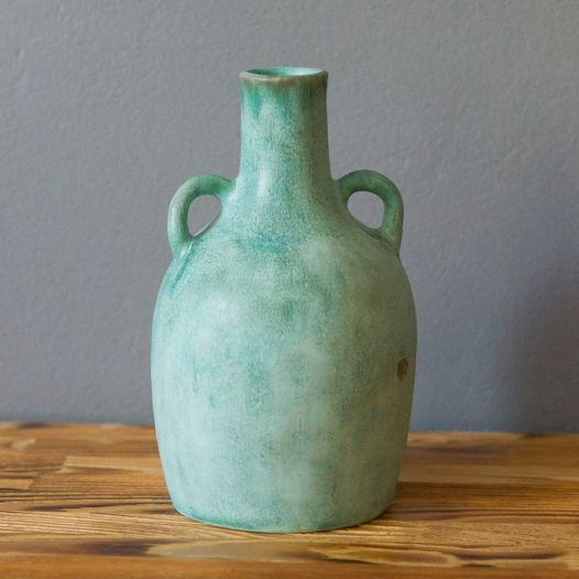 Бутылка, ваза керамическая