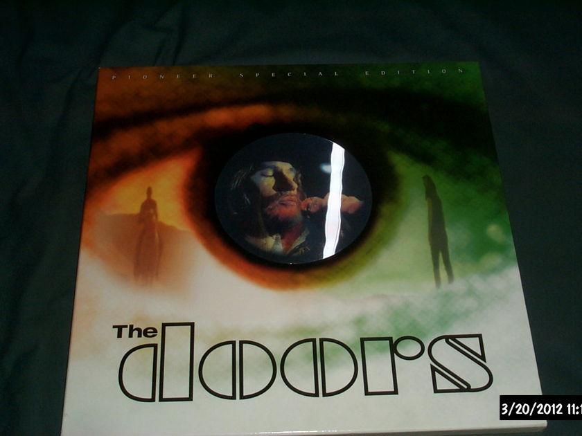 The Doors - The Doors Laserdisc Box With 3-D Cover