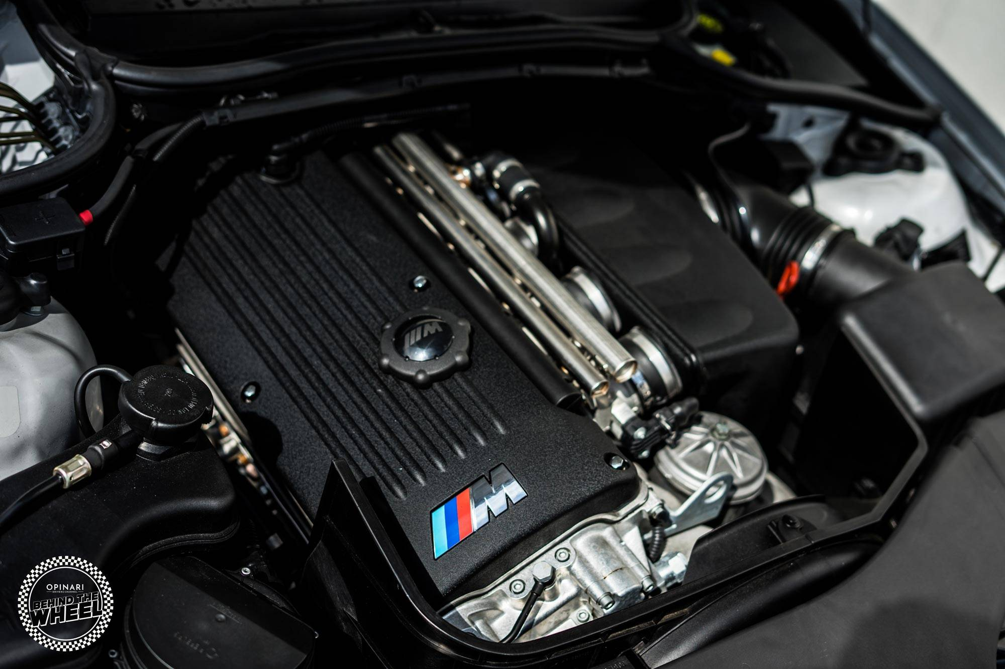 BMW M3 E46 straight-six