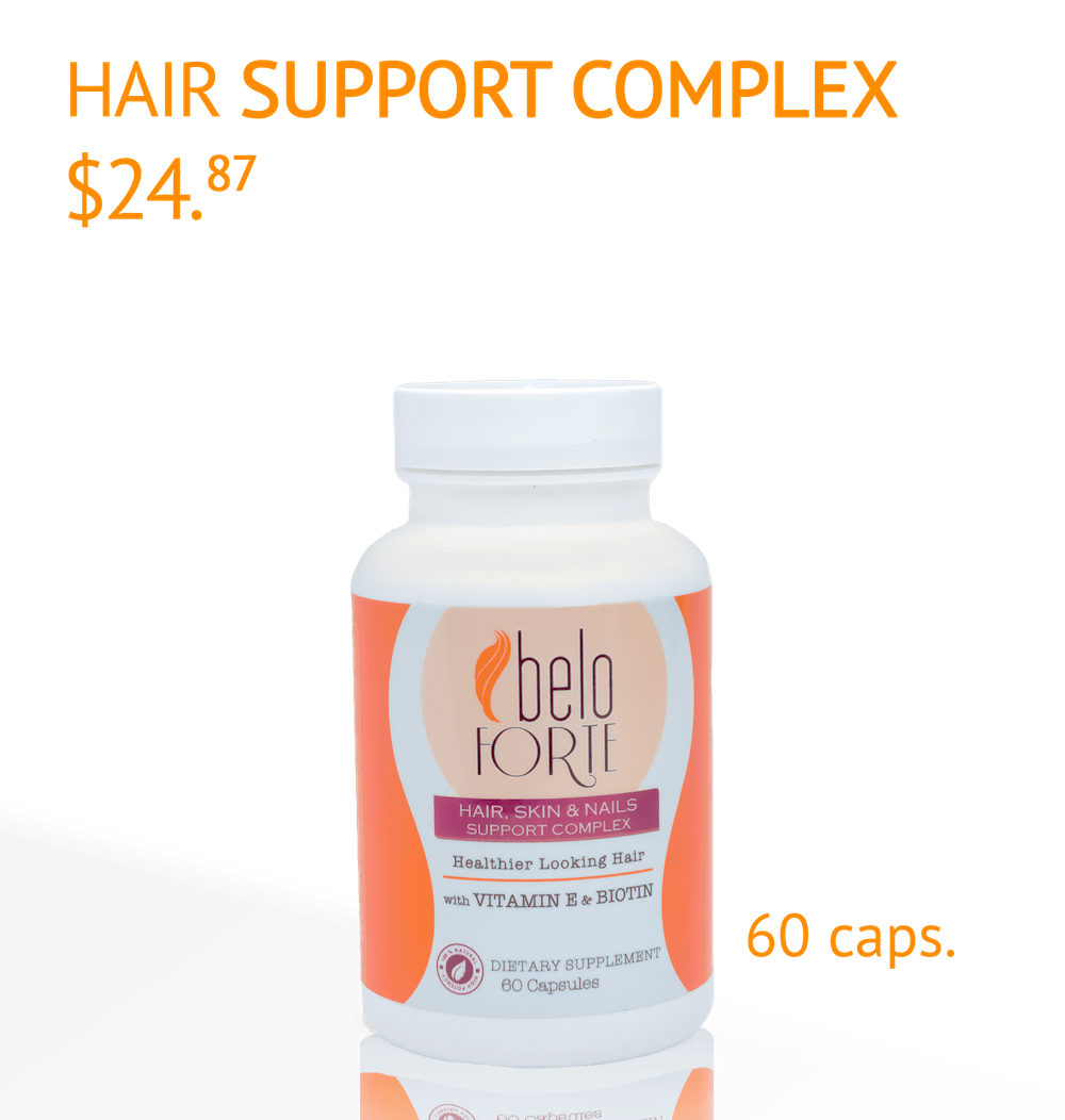 BeloForte Hair Skin and Nails Support Complex