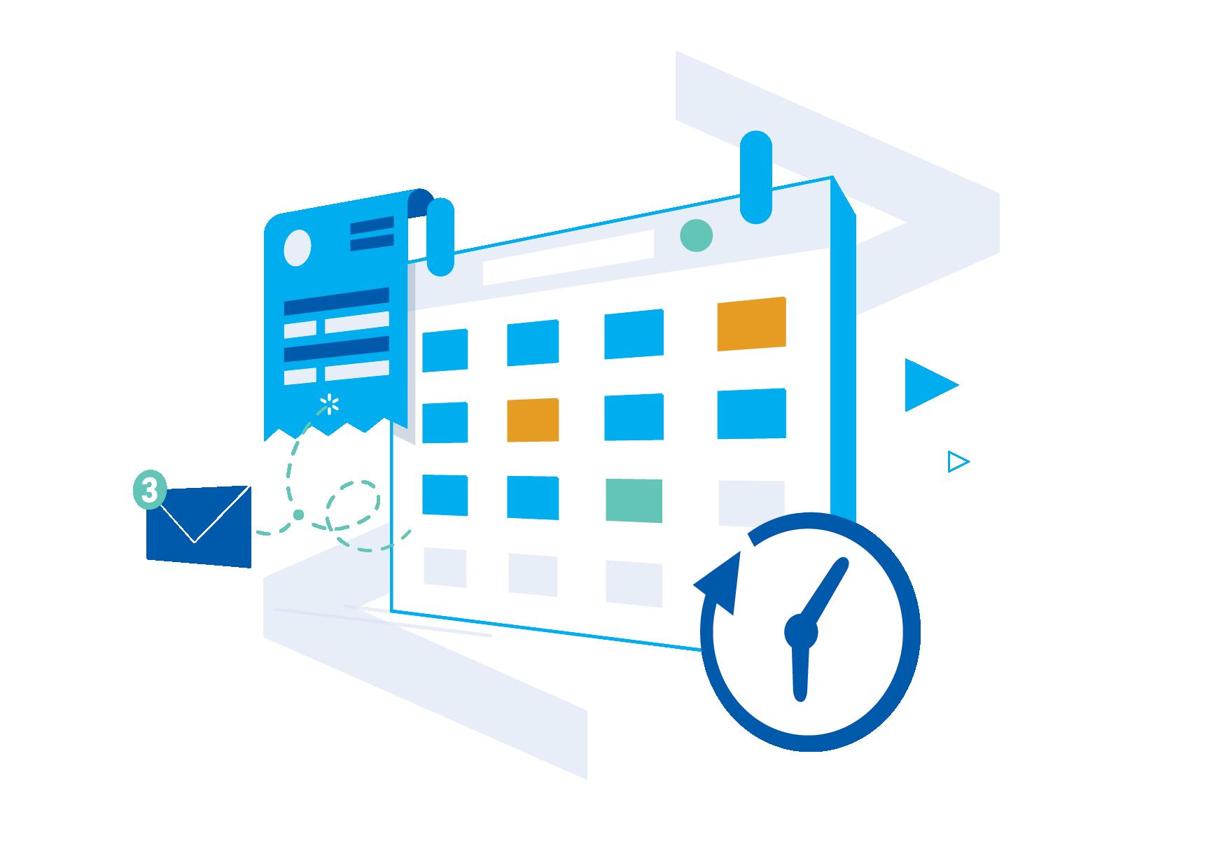 Automate schedule