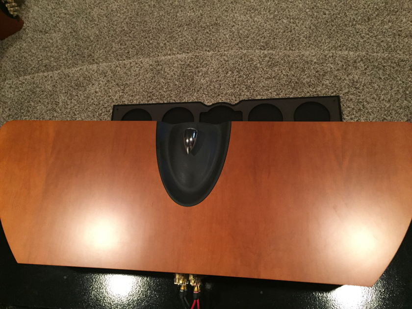 KEF 203 Reference + 204c Reference