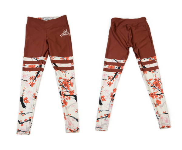Custom Wholesale Activewear - Dye Sublimation Cut and Sew - Ink Monstr Leggings